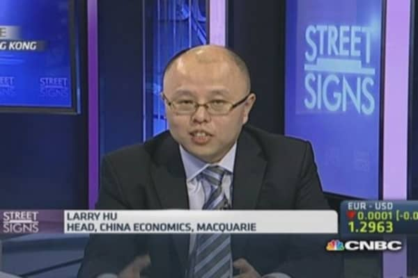 More China mini-stimlus on the way: Macquarie