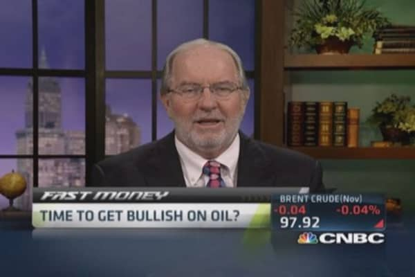 Gartman: Quietly bullish on crude oil