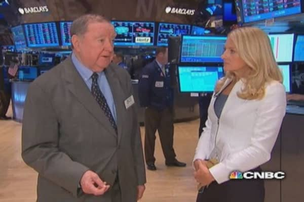 Cashin says: Concerned about the Russell