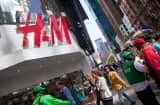 H&M retail sales