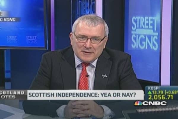 Why Scotland should be independent
