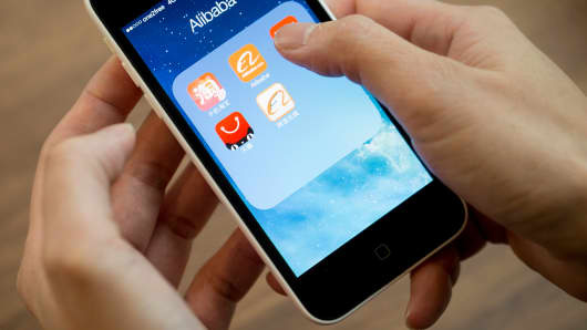 Alibaba apps iPhone, Alibaba investments, companies Alibaba owns