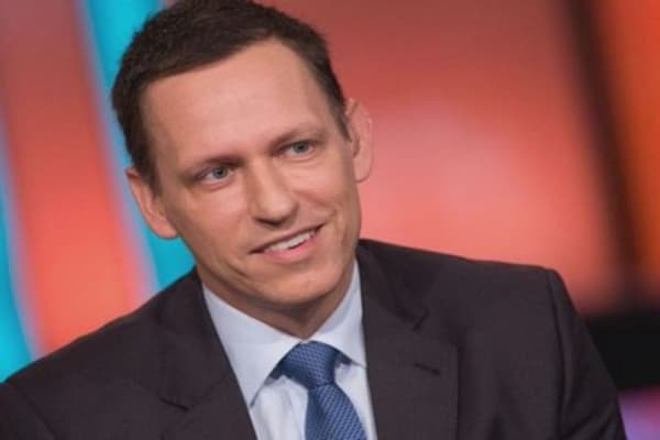Peter Thiel pulls no punches