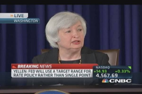 'Considerable time' remains appropriate: Yellen