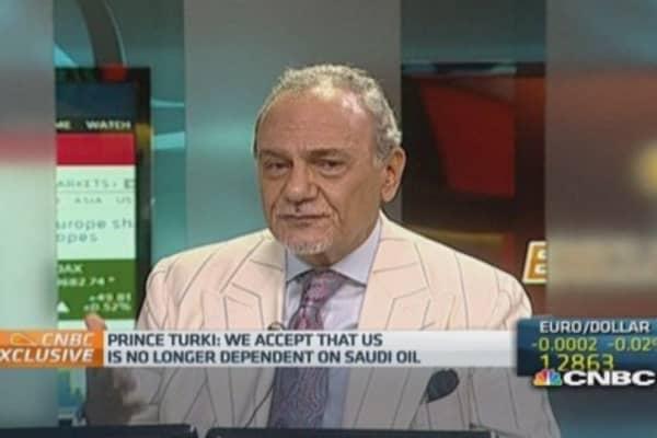US shouldn't tell IS its tactics: Saudi Prince