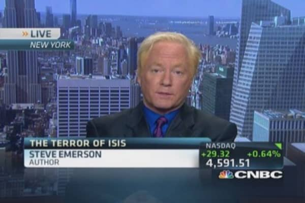 Tracking ISIS terrorists