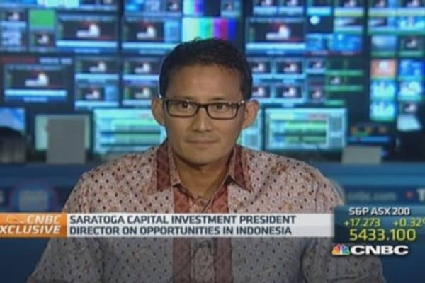 Saratoga Capital on Indonesia's opportunities