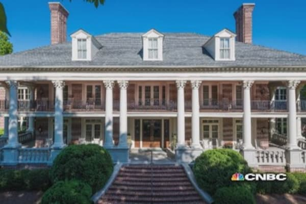 Most expensive house (we could get into): Nashville, Tennessee