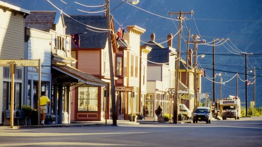 American Small Town small business: why resilient americans still ...