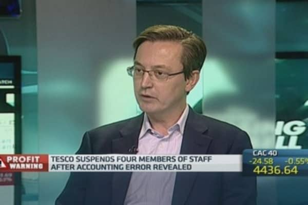 Tesco in 'really tricky situation': Pro