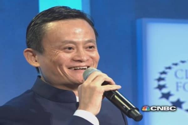 Jack Ma: We don't need 'secret government support'