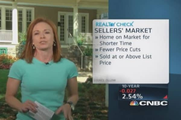 Buyer or seller market?