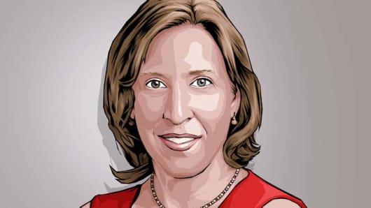 Susan Wojicicki CNBC Next 25