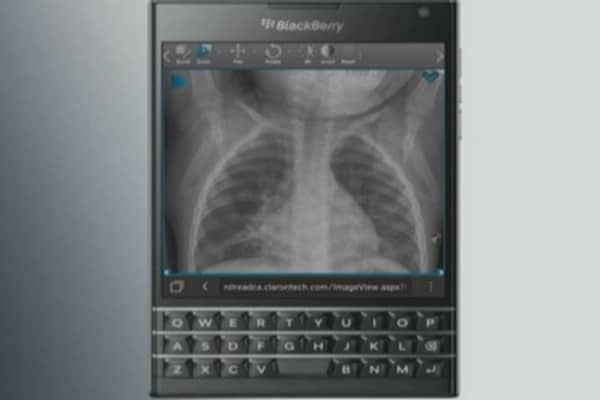 BlackBerry's 'Passport' to success?