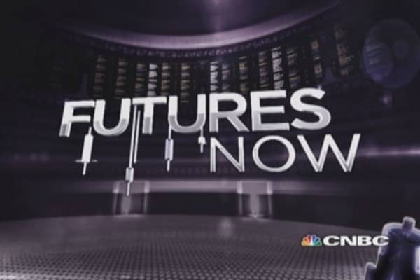 Futures Now: Dollar at 4-year high