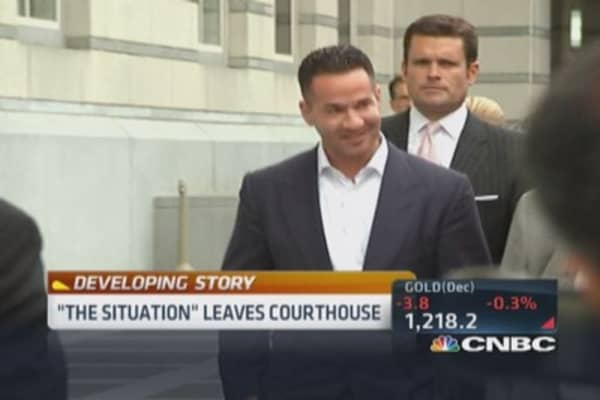 'The Situation' pleads not gulity