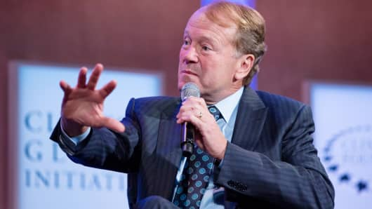 Cisco chairman and CEO John Chambers.