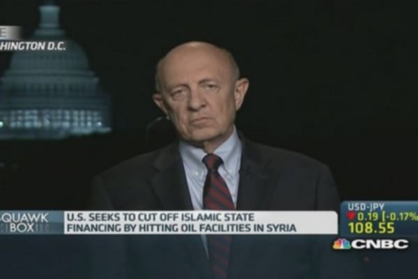 Is the US fight against ISIS working?