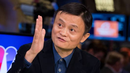 Jack Ma, sparking America's, next gold rush, alibaba