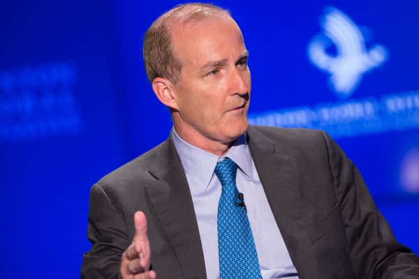 David Crane, CEO of NRG Energy.