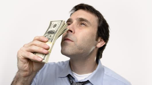 Smelling money bonus