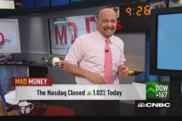 Wait for better moment to commit cash: Cramer