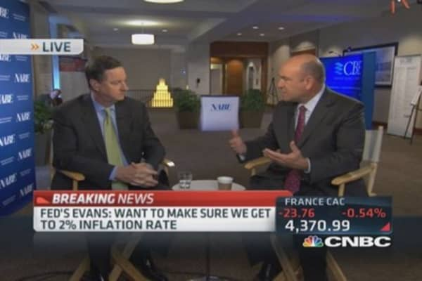 US must get fundamentals right first: Evans