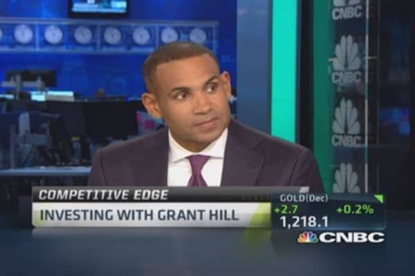 Investing with NBA All-Star Grant Hill