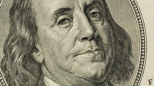 Cash money dollar