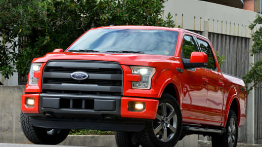 most popular luxe vehicle is the ford f series. Black Bedroom Furniture Sets. Home Design Ideas