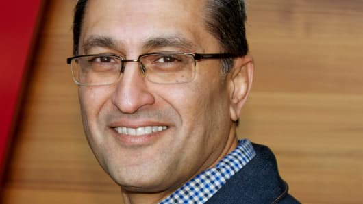 Harmit Singh, CFO and executive vice president, Levi Strauss & Co.