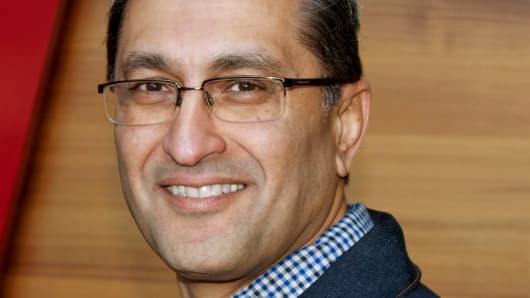 Harmit Singh, CFO and executive vice president, Levi Strauss & Co.