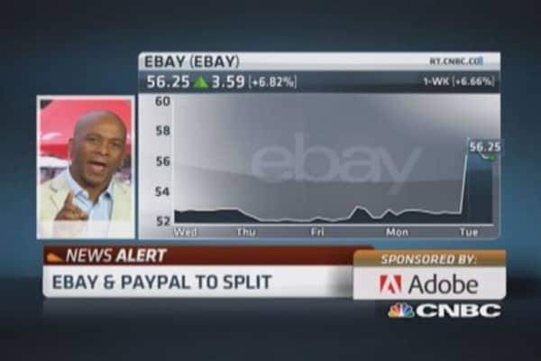 EBay, PayPal & Alibaba