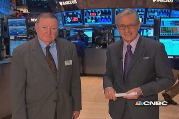 Cashin says: 'Happy talk' about jobs Friday