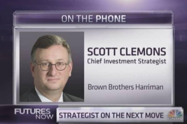 I'm 'nervous' about stocks: Strategist