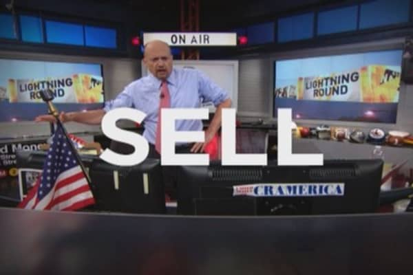 Cramer: These stocks should be sold