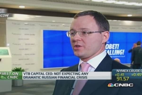 We are focusing more on Asia: VTB Capital CEO
