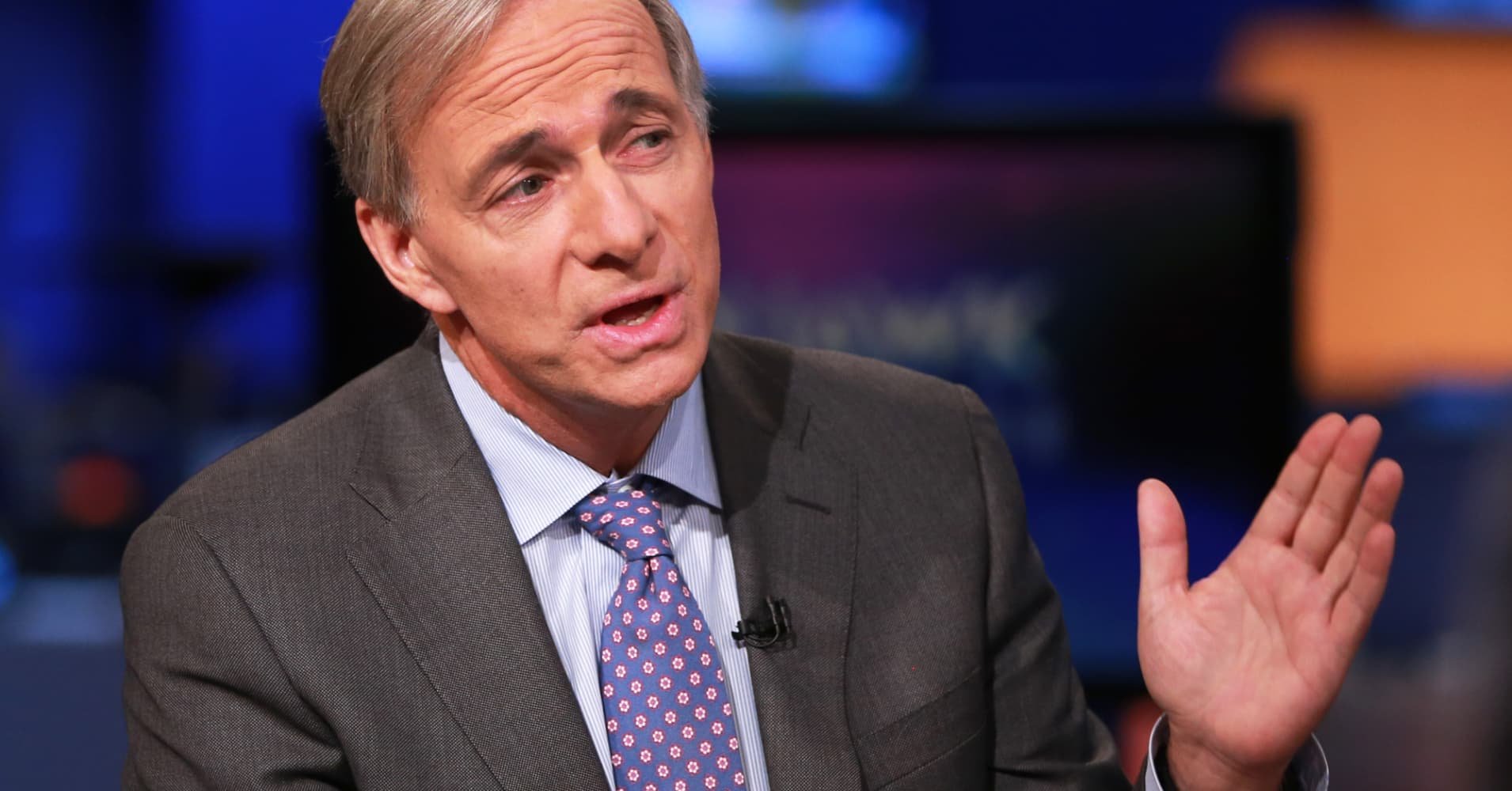 Once secretive hedge fund legend Ray Dalio opens up more, joins Twitter
