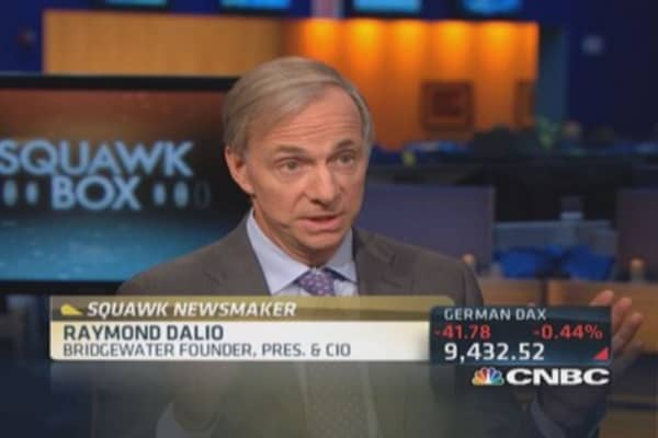 Ray Dalio: Why the Fed is right about rates