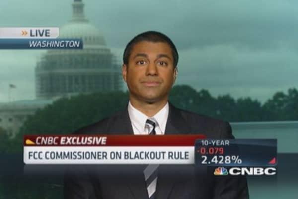 NFL vs. FCC: Blackout rule sacked