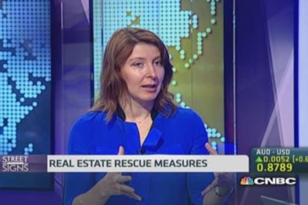This expert is worried about China's property rescue plan
