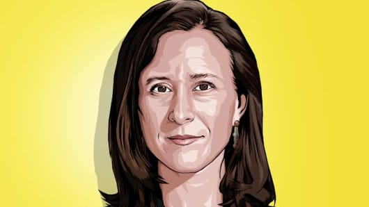 Anne Wojcicki CNBC Next 25