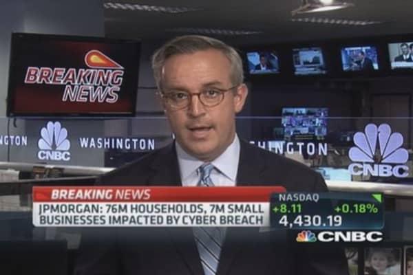 JPM cyber breach: 76 million households impacted