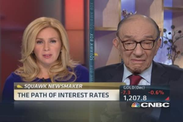 Greenspan 'confident' in Fed