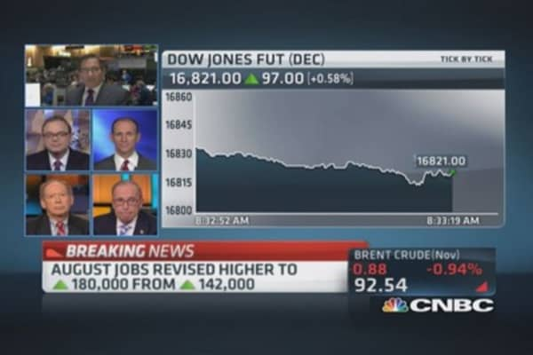 Hey Fed, why the zero rate policy?: Santelli