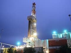 Oil-drilling rig