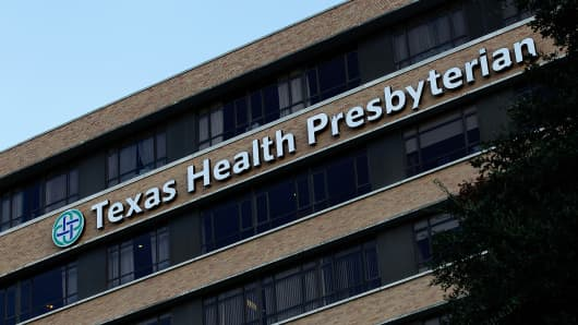 The Texas Health Presbyterian Hospital Dallas