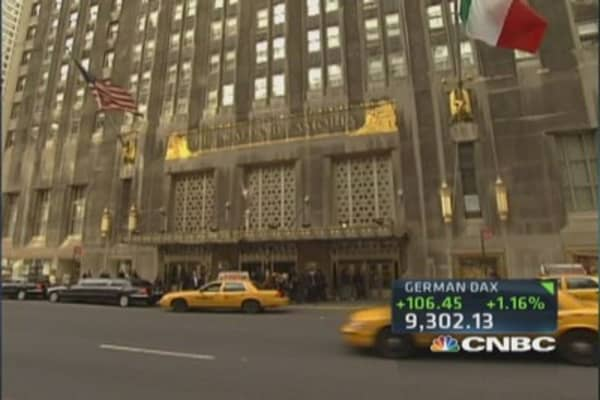 Hilton to sell Waldorf Astoria to Chinese insurance company