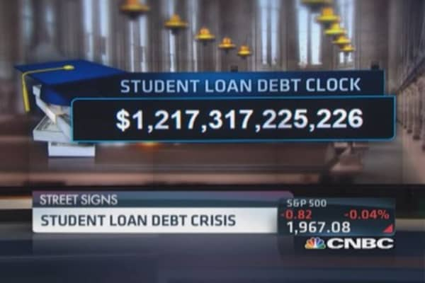 Burdened with Record Amount of Debt, Graduates Delay Marriage