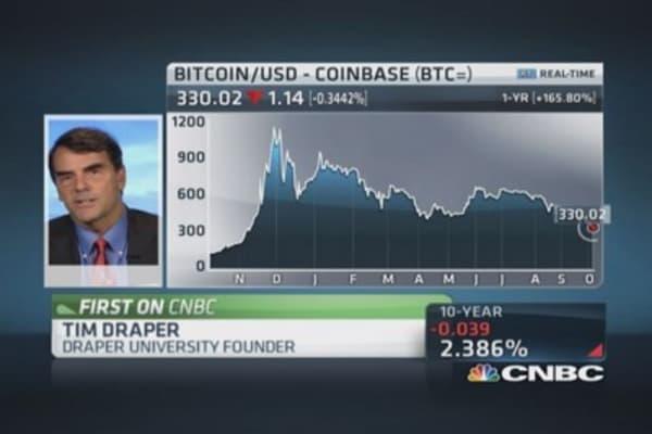 Bitcoin calm before the storm: DFJ's Draper